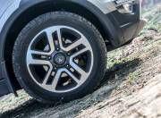 Tata Hexa alloy wheel gal