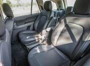 Tata Hexa back seat space gal