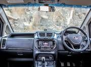 Tata Hexa dashboard controls gal