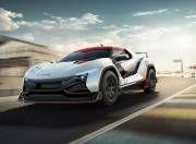 Tata Tamo Racemo Plus Front Motion