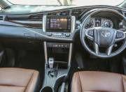 Toyota Innova Crysta dashboard controls gal