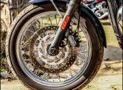 Triumph T100 disc brake gal