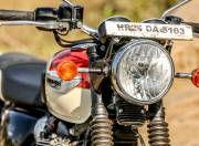 Triumph T100 headlight gal