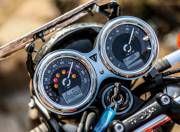 Triumph T100 speedometer gal