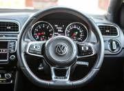 VW Polo GTI steering wheel gal