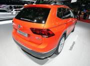 Volkswagen Tiguan All Space Rear