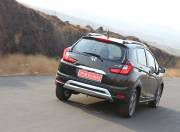 honda wrv rear dynamic picture gallery