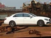 mercedes benz e class long wheelbase exterior photo side profile