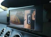 mercedes benz e class image long 2wheelbase interior photo reverse camera screen