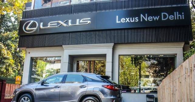 Lexus New Delhi Is Revolutionizing The Luxury Car Dealership In