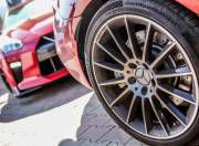 mercedes amg slc 43 alloy wheel front