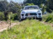 porsche macan off road