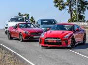 sports cars at nahan autox roadtrip