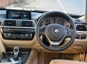 BMW 3GT 330i dashboard gal