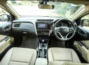 Honda City interior gal