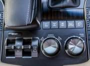 lexus lx450d four wheel drive controls