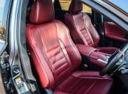 lexusrx450h front seats
