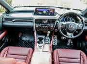 lexusrx450h interior