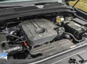 new ssangyong rexton engine bay