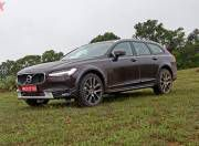 2017 Volvo V90 Cross Country image Front Three Quarter Gallery