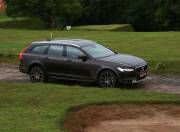 2017 Volvo V90 Cross Country image Panning Motion Gallery