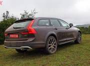 2017 Volvo V90 Cross Country image Rear Three Quarter gallery