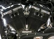 Harley Davidson Roadster V Twin engine
