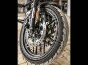 Harley Davidson Roadster alloy wheel