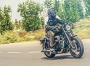 Harley Davidson Roadster motion