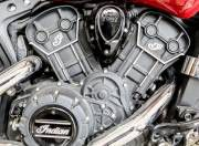 Indian Scout Sixty engine