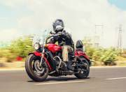 Indian Scout Sixty motion