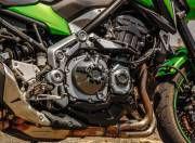 Kawaski Z900 engine gallery