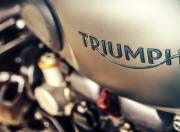 Triumph Bonneville Bobber fuel tank