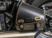 Triumph Bonneville Bobber side bag