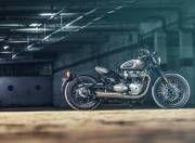 Triumph Bonneville Bobber