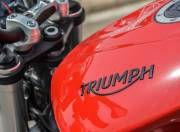 Triumph Street Triple S tank gallery