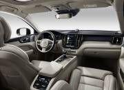 Volvo XC60 light interior