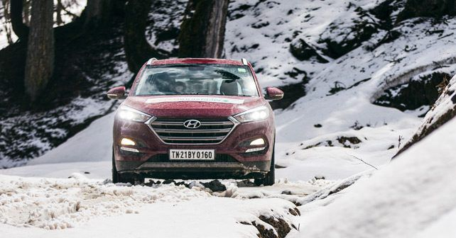 Hyundai Great India Drive: Driving a Tucson from Rampur to
