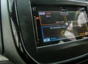 maruti suzuki vitara brezza infotainment screen