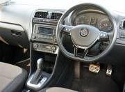 volkswagen Polo GT TSI Interior