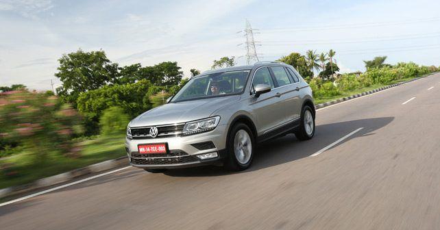 volkswagen tiguan review  drive autox
