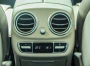 Mercedes Benz E Class Rear AC Vents gal