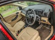 ford aspire ford aspire interior gal