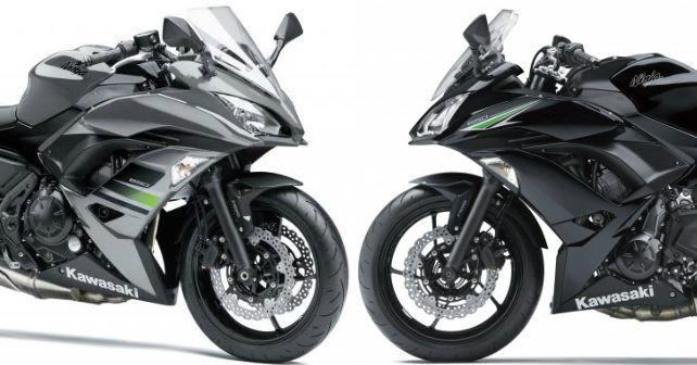 Kawasaki Adds New Colours To Z650 And Ninja 650 Globally Autox