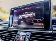 Audi RS7 Performance MMI screen5