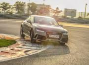 Audi RS7 Performance track test BIC6