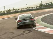 Audi RS7 Performance track test motion6