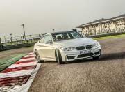 BMW M4 track test BIC6