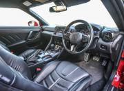 Nissan GTR interior5