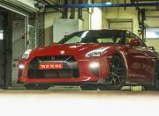 Nissan GTR track test BIC5